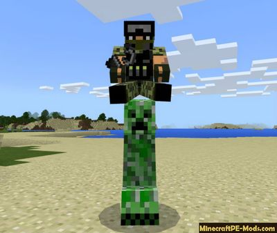 God Possibilities Minecraft PE Mod 1.2.0, 1.1.5, 1.1.4, 1.1.0