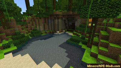 The First Beta Build of Minecraft PE 1.2