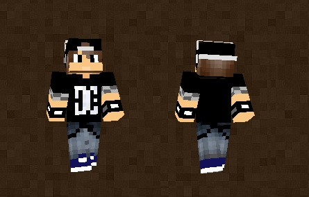 Best Skins For Minecraft PE IOS Android - Skin para minecraft 1 11 2