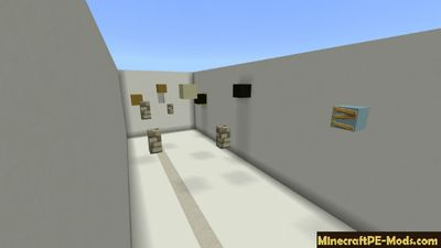 Phase Parkour 2 Minecraft PE Map