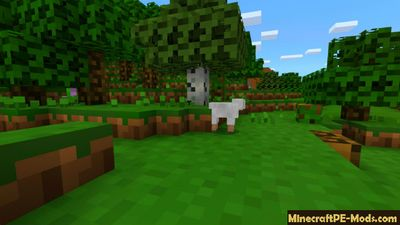 Simplistic 4x Minecraft PE Texture / Resource Pack 1.2.0, 1.1.5