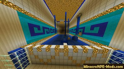 Mix Puzzle Minigame Minecraft PE Map