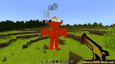 Angels & Demons Minecraft PE Mod 1.2.0, 1.1.5, 1.1.4, 1.1.0