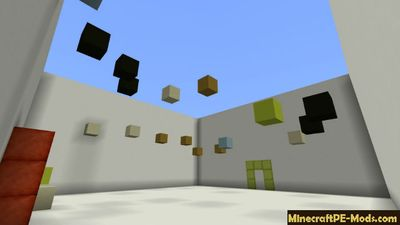 Phase Parkour Minecraft PE Bedrock Edition Map