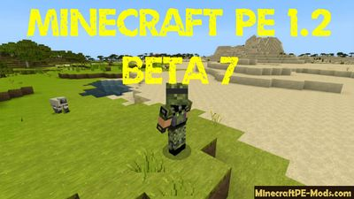 Minecraft PE 1.2 Beta 7 Testing - ver. 1.2.0.22 Download