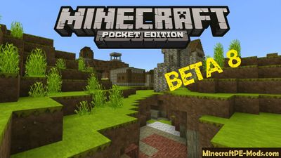 Minecraft PE 1.2 Beta 8 Testing - ver. 1.2.0.25 Download