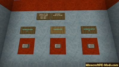 Hardcore Tests For Pro's Minecraft PE Map