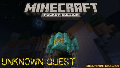 Unknown Quest Minecraft PE Map
