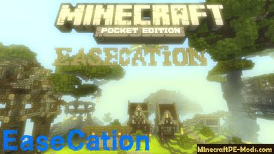 EaseCation - Best Minecraft PE Bedrock Server