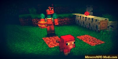 Multifunction Sheep Minecraft PE Mod 1.2.0, 1.1.5, 1.1.4, 1.1.0