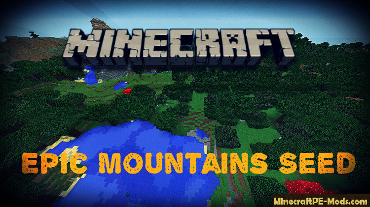 Best Seeds 2019 For Minecraft PE, MCPE 1 12 1, 1 12 0, 1 11 4 2