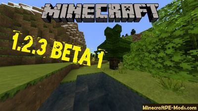Minecraft PE 1.2.3 Beta 1 Apk, Windows 10, Xbox One Download
