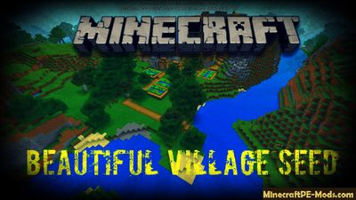 Beautiful Village Minecraft Seed