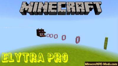 Elytra Pro Minecraft PE Bedrock Edition Map