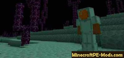 Real Space Minecraft PE Bedrock Mod 1.2.3, 1.2.2, 1.2.1, 1.2.0
