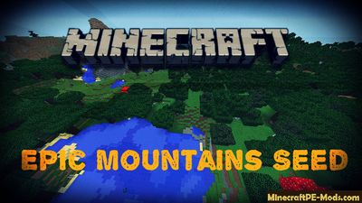 Epic Mountains Minecraft Seed