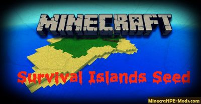 Survival Islands Minecraft Seed