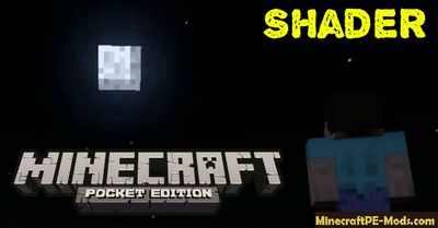 Realistic Stars Shaders Minecraft PE Texture Pack 1.2, 1.1.7
