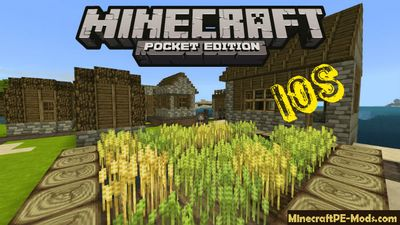 Download Minecraft PE iOS 1.2.9, 1.2.8, 1.2.7, 1.2.3, 1.2.0