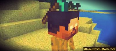 Ancient Tribes Minecraft PE Bedrock Texture Pack 1.2.10, 1.2.9