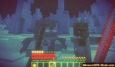 Power of Darth Vader Minecraft PE Bedrock Mod / Addon 1.2.9