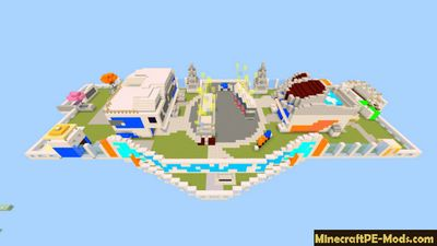COD: Black Ops 3 Map For Minecraft PE Bedrock