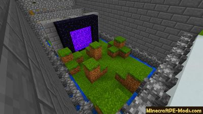 Professional Puzzles Minecraft PE Map