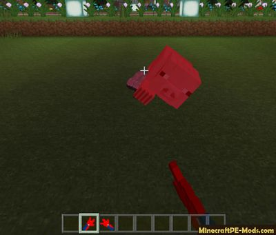 SpiderMan Abilities Minecraft Bedrock Mod 1.5, 1.4.2