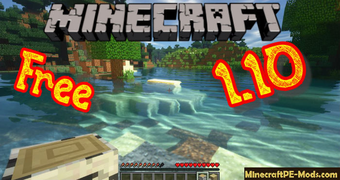 minecraft pe 1.10 download free