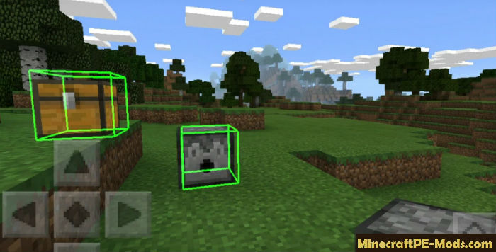 Vortex Hack Client For Android Minecraft PE Mod 1 12 0, 1 12