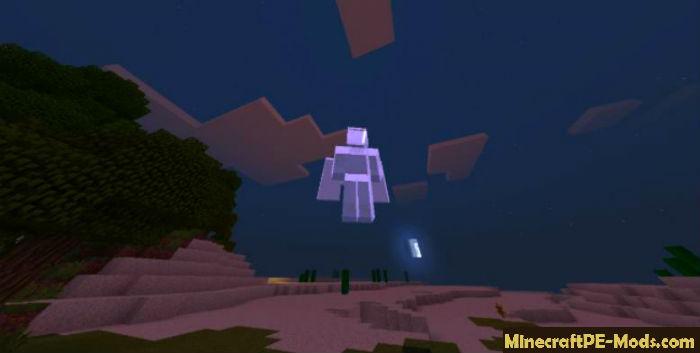 Soul after Death Minecraft PE Java Script - Mod 1 9 0 15 iOS