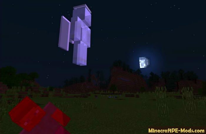 Graphics HUD Minecraft PE Mods - Addons For MCPE 1 12 0, 1 11 4