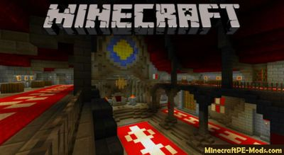 Kingdom Secrets Adventure Minecraft PE Map