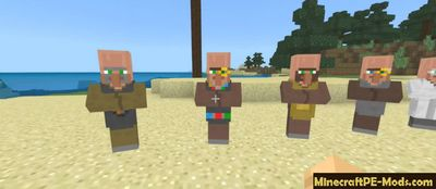 More Blocks Mod/Addon For MCPE iPhone, Android 1.8.0.24