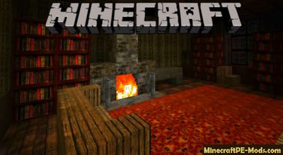 Orphanage Horror Adventures Minecraft PE Map