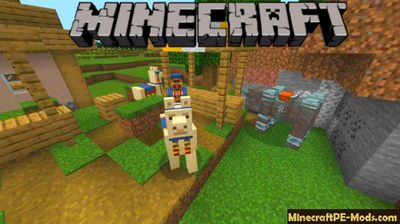 Download Minecraft PE v1.10.0.4 (MCPE) APK free Village & Pillage
