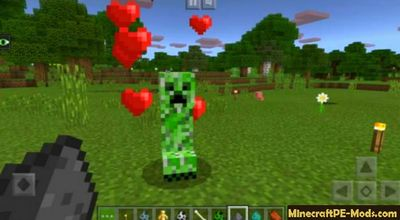 Domesticate Minecraft PE Addon iOS, Android