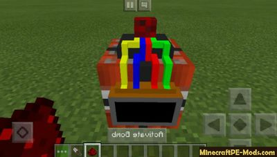 Time Bomb Minecraft PE Mod For iOS, Android 1.9.0, 1.8.0, 1.7