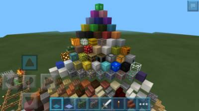 Plastic Texture Pack For Minecraft PE 1.2.9, 1.2.8
