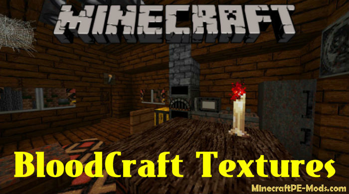 Bloodcraft Minecraft Pe Texture Pack Ios Android 1 16 0 1 14 30 Download Although it is inspired by the cool horror game called blood developed by monolith bloodcraft features ominous art and dark style. bloodcraft minecraft pe texture pack