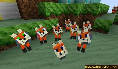 Fox Craft 16x Minecraft PE Texture Pack 1.12.0, 1.11.3, 1.11.1