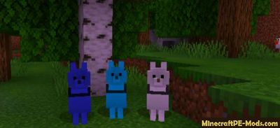 More Pedigree Dogs Minecraft PE Mod/Addon 1.12.0.3, 1.12.0