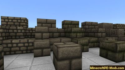 OzoCraft 32x Medieval Minecraft PE Texture Pack 1.12.0, 1.11.4
