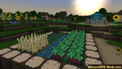 Dokucraft High 32x Minecraft PE Texture Pack 1.12.0.10, 1.11.4.2
