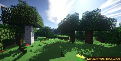 SapixCraft HD Minecraft PE Texture Pack For iOS/Android 1.12, 1.11