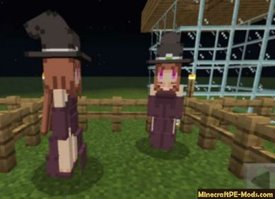 Cute Mob Models Minecraft PE Mod iOS/Android 1.12.0, 1.11.4