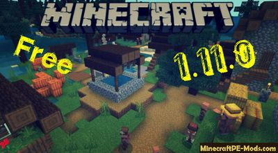 Download Minecraft PE v1.11.0.23 (MCPE) APK free Village & Pillage