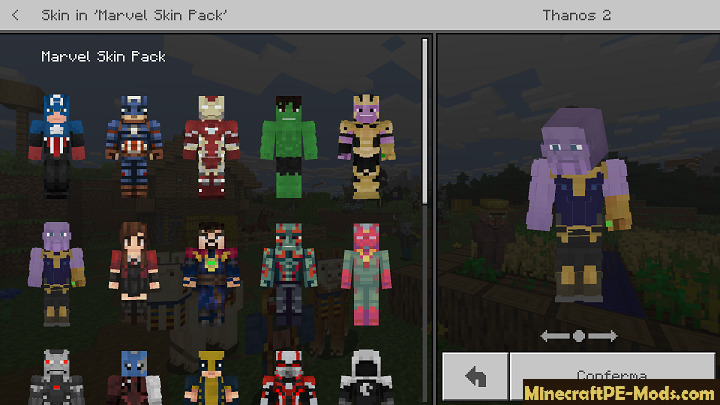Best Skins Skin Packs For Minecraft Pe 1 16 40 1 16 20