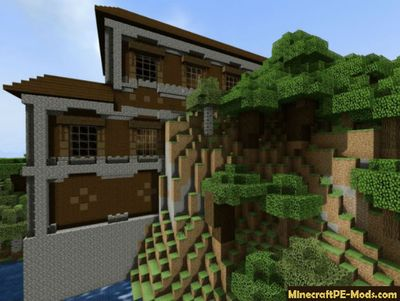 ESBE 2G Shaders For Minecraft PE 1.13, 1.12, 1.11 iOS/Android/Win10