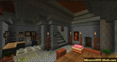 Monsterley HD Universal 128x Minecraft PE Texture Pack 1.12, 1.11